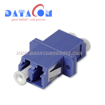 adapter lc/upc duplex
